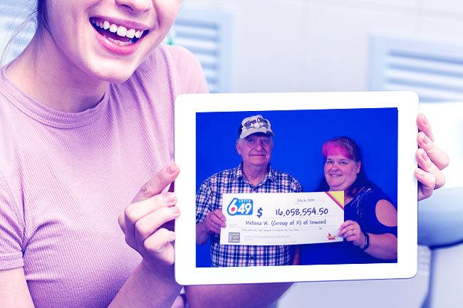 Hadiah Hari Ayah Menghasilkan Lotto 6/49 Jutaan - Laporan Kasino